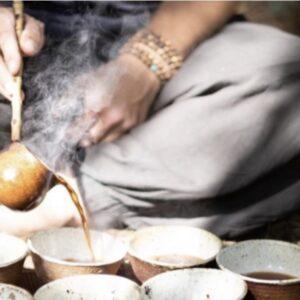 Way of the elements tea ceremony